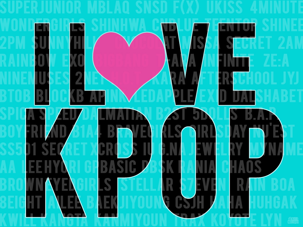 K-pop Saved My Life