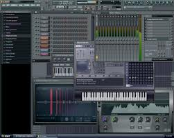 Another day with FL Studio….
