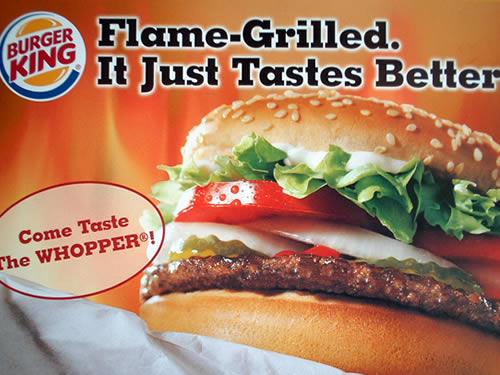 Burger King Today