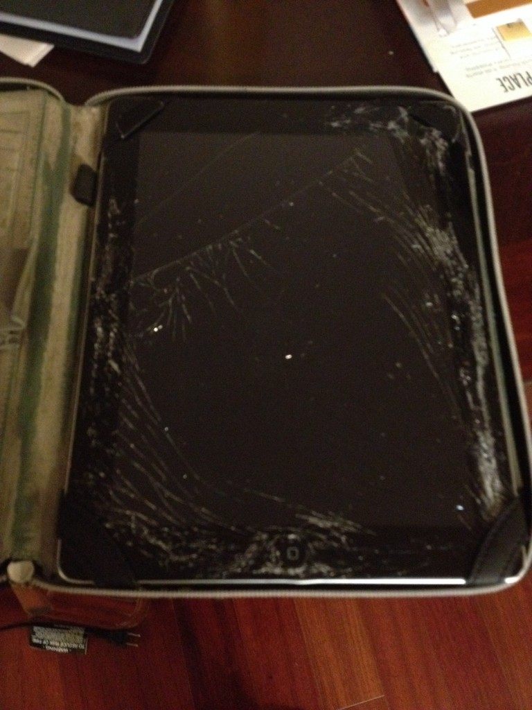 My Poor iPad