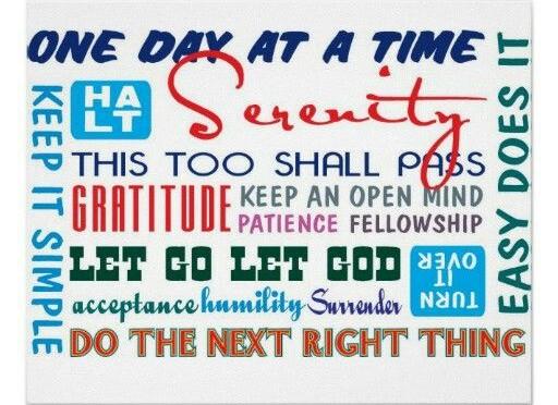 serenity prayer93
