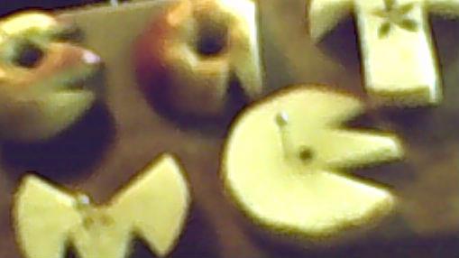 apple eat me