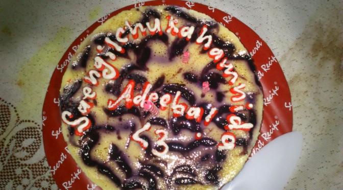 The Best Birthday Ever !! 🎂