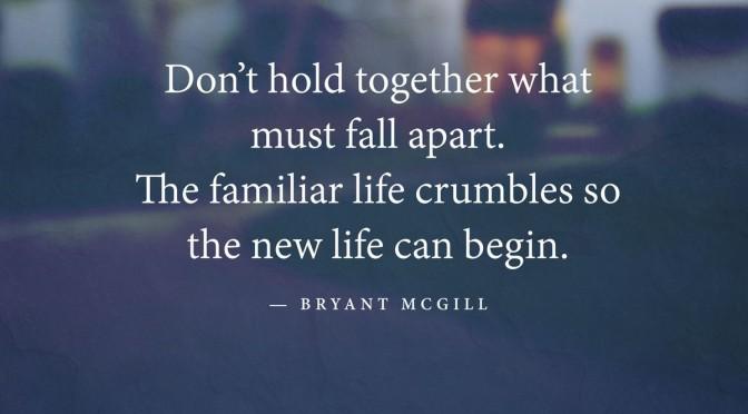 Crumbling