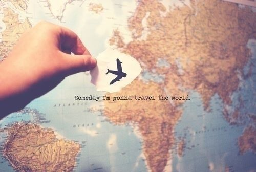 A Trip Around the World… A dream becoming reality!