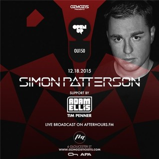 Listen to this set if your a fan of EDM… DJ SIMON PATTERSON