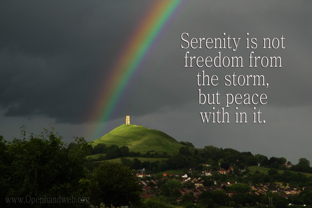 serenity prayer127