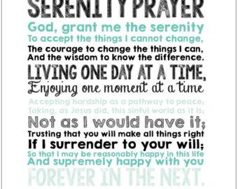 serenity prayer80