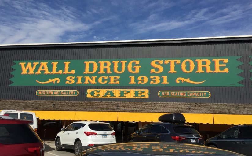 Wall Drugs…SD