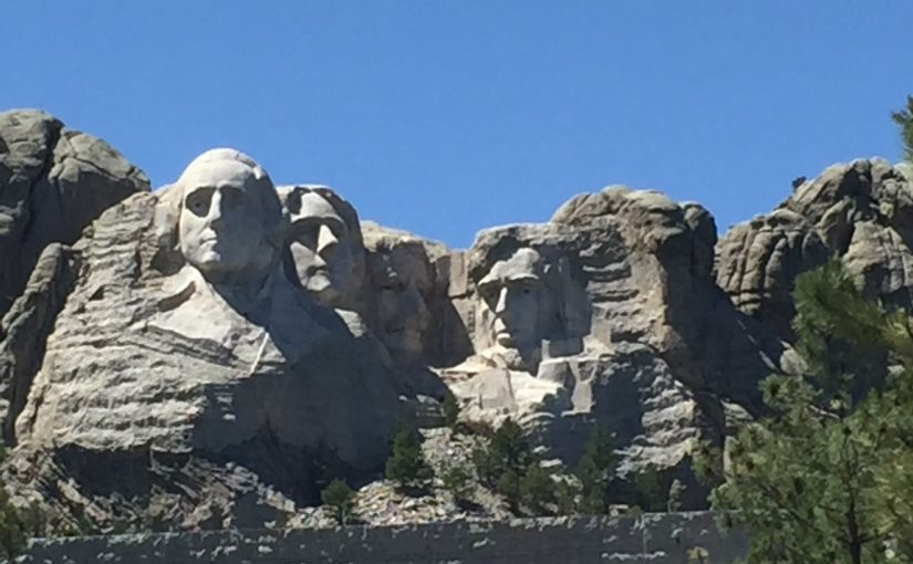 MT Rushmore or Bust…