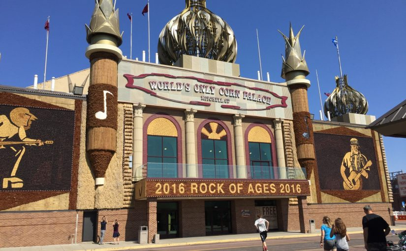 Worlds Only Corn Palace!!!