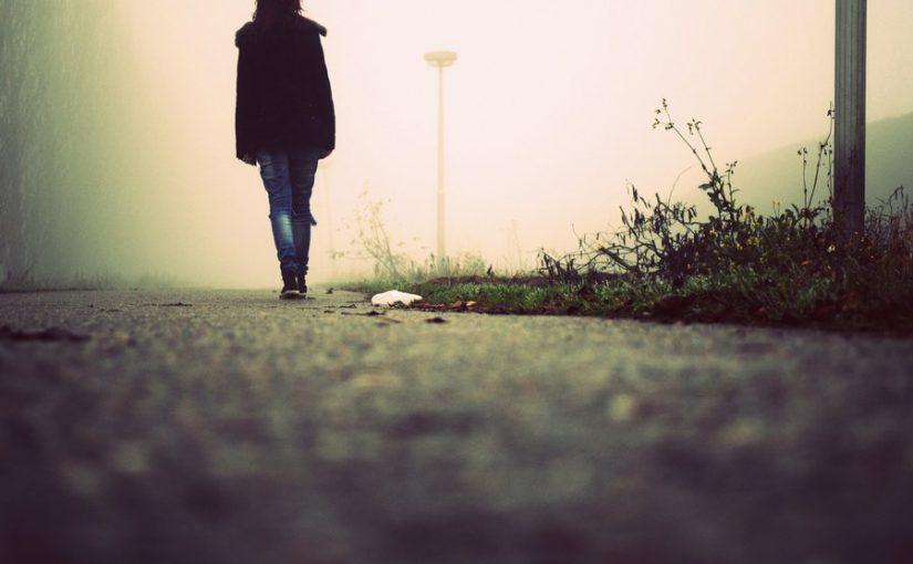 Day 3 – I'm Alone
