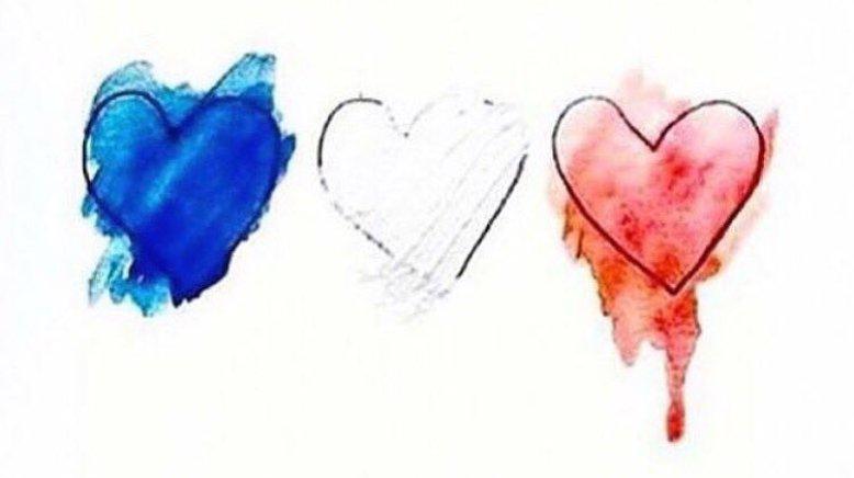 My heart goes to Nice!