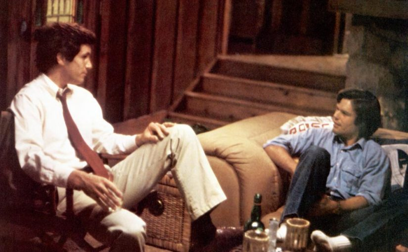 MAKING LOVE, Michael Ontkean, Harry Hamlin, 1982, TM and Copyright (c)20th Century Fox Film Corp. All rights reserved.