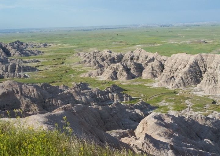 Vacation – The Badlands, South Dakota