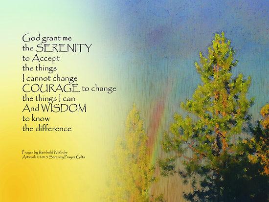 serenity prayer124