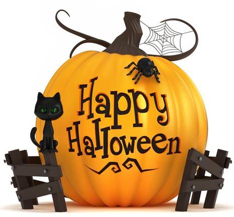 Halloween Brain Dump