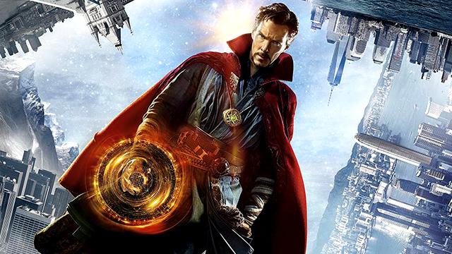 Doctor Strange 2016 Movie Review