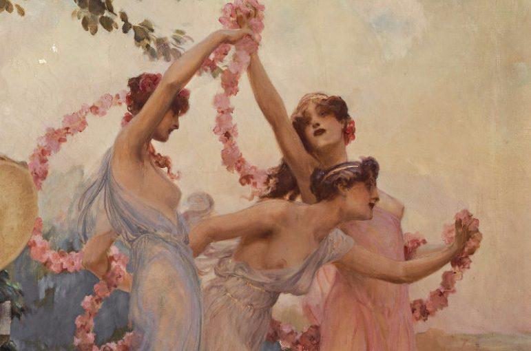 the spring festival – alois hans schram