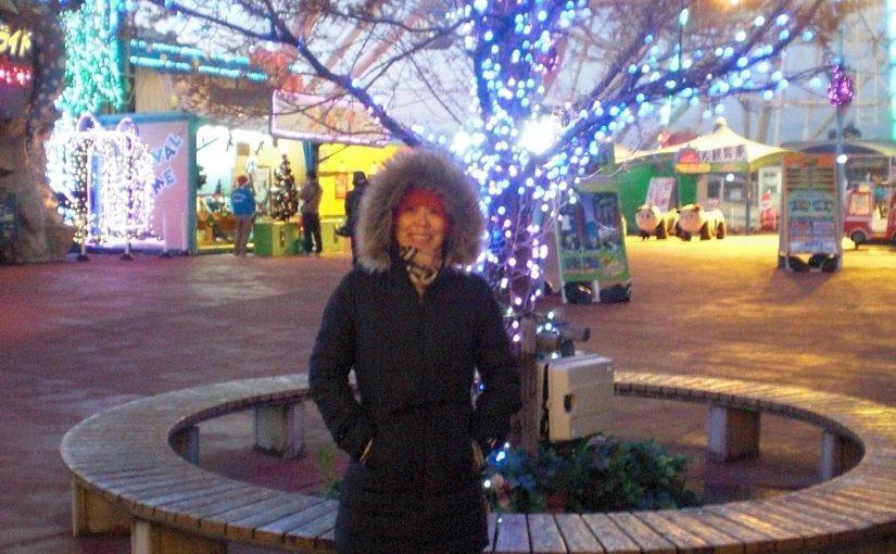 December 15th / Illuminated lights