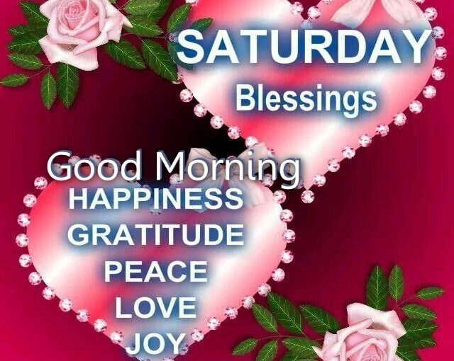 Jan 7 2017 Good Morning To A Great Saturday And Weekend Free