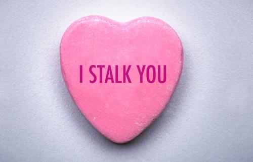 Stalking a stalker