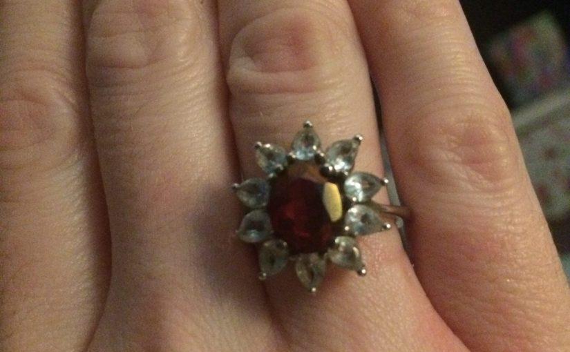 My ring 💍
